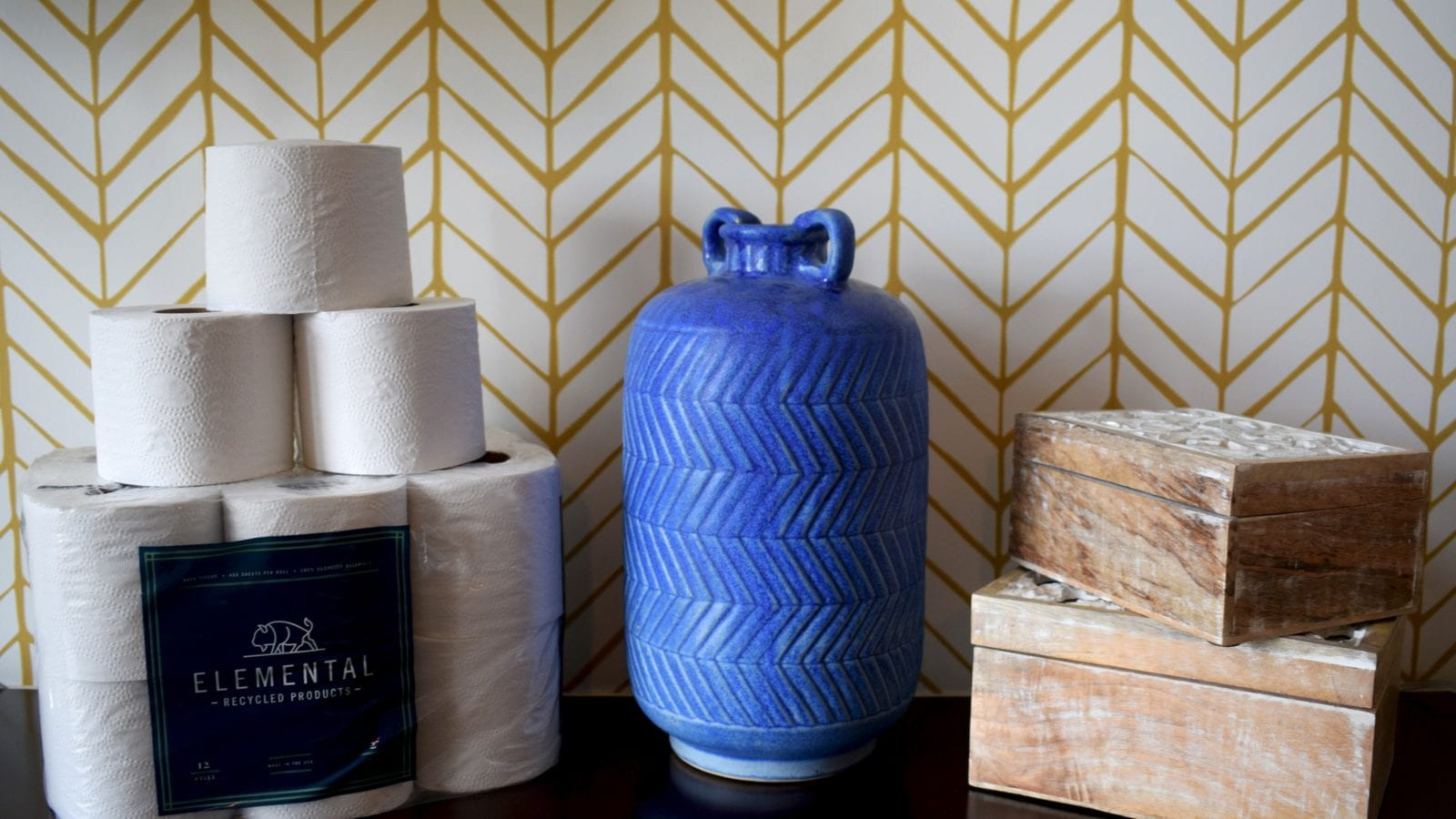 Elemental Recycled Bath Tissue on 100 Days of Real Food