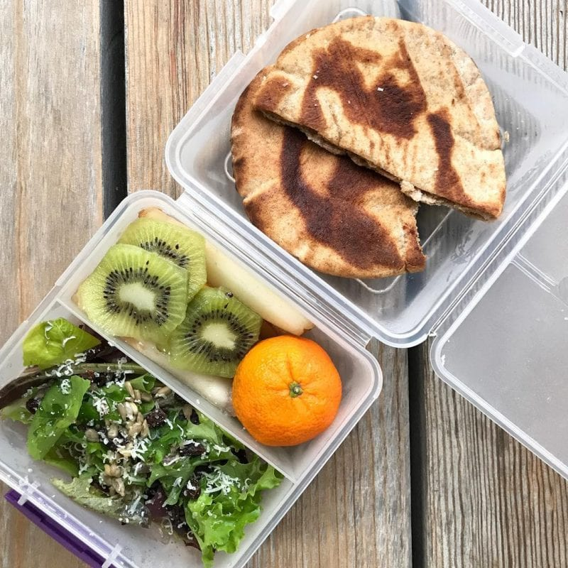 packed school lunch ideas