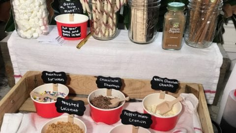 How To Set Up A Diy Hot Chocolate Bar