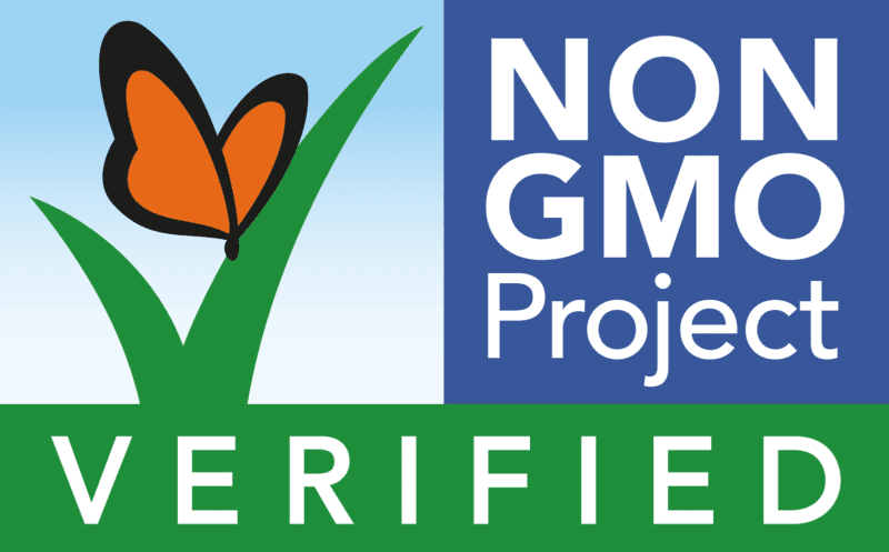 Non-GMO Project Verified on 100 Days of Real Food