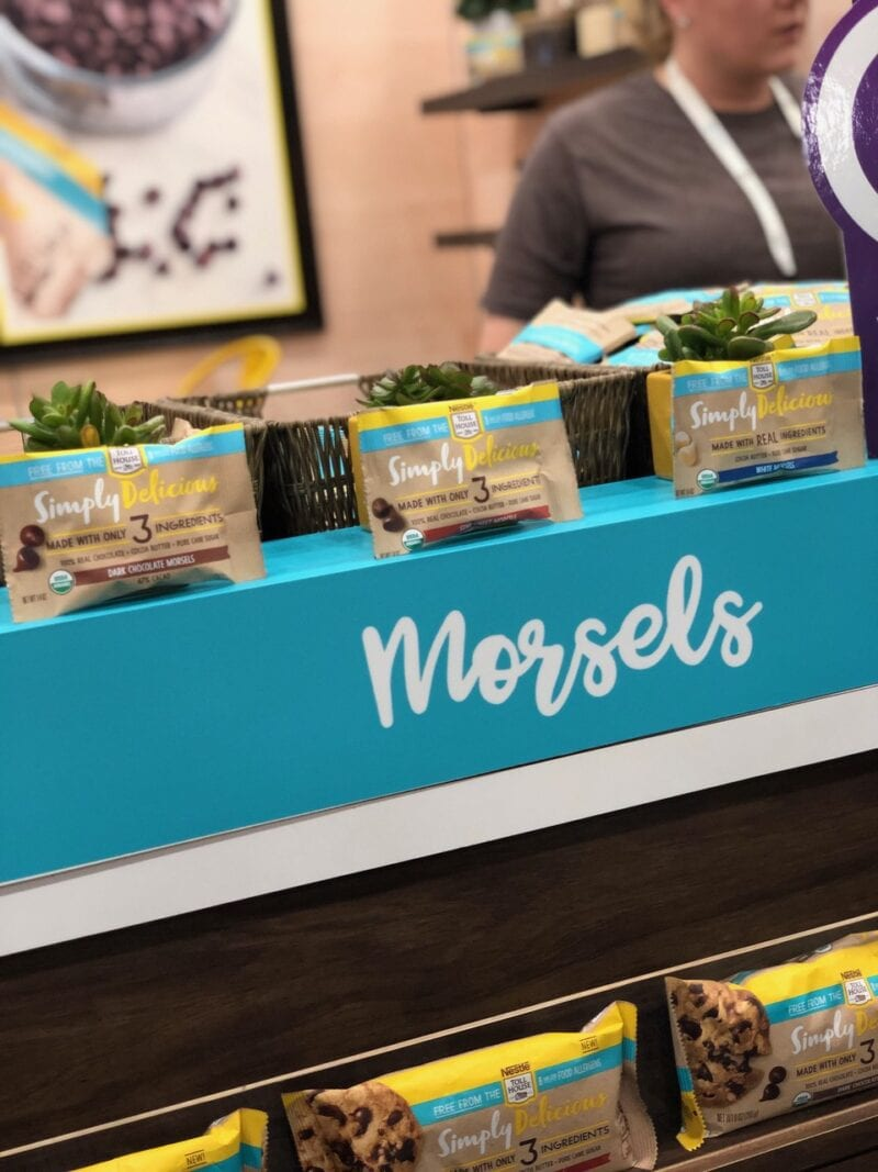 Nestle Morsels products