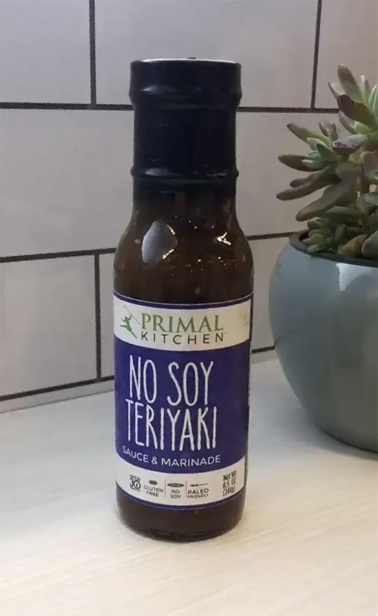 Primal Kitchen Soy Sauce