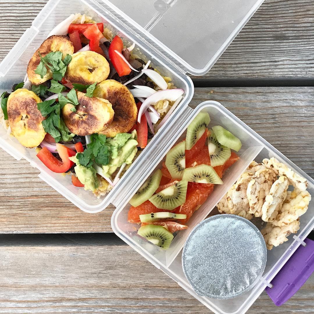 school lunch cuban salad