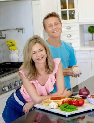 Ivy Larson and Blake Larson