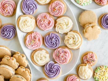 the best sugar cookies and frosting from Lindsey Johnson