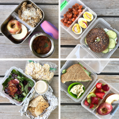 School Lunch Roundup 15 lunches