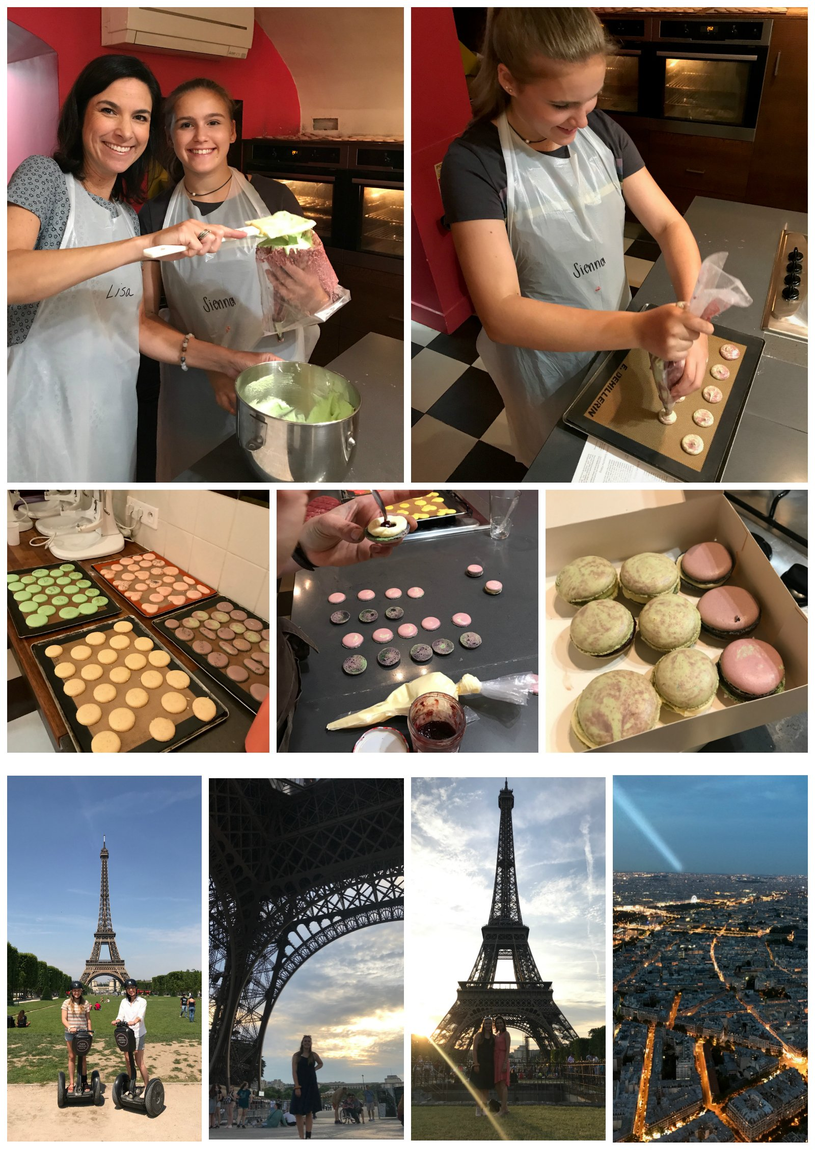 Paris Stopover on 100 Days of Real Food