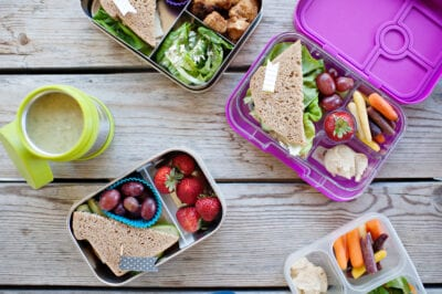 4 reasons to pack a healthy school lunch on 100 days of real food