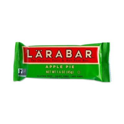 Larabar apple pie on 100 days of real food