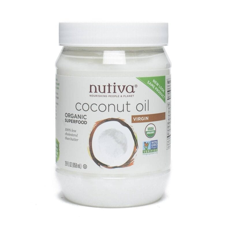 Coconut oil from Thrive