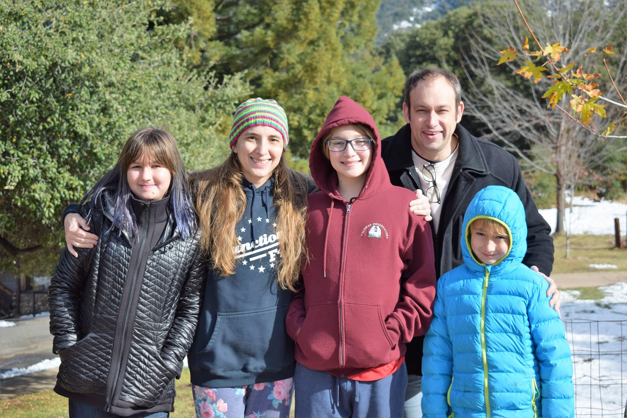 Stephanie M family