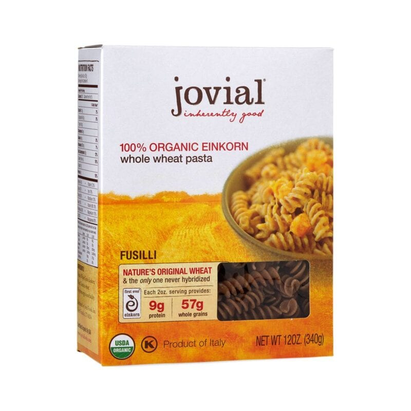 Jovial Pasta on 100 Days of Real Food