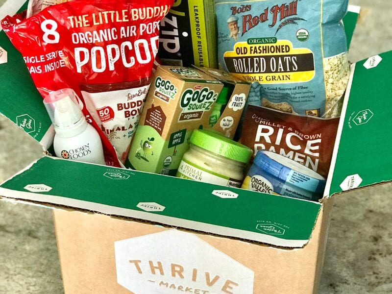 Thrive Market Goods