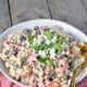 Mexican Street Corn Salad on 100 Days of Real Food