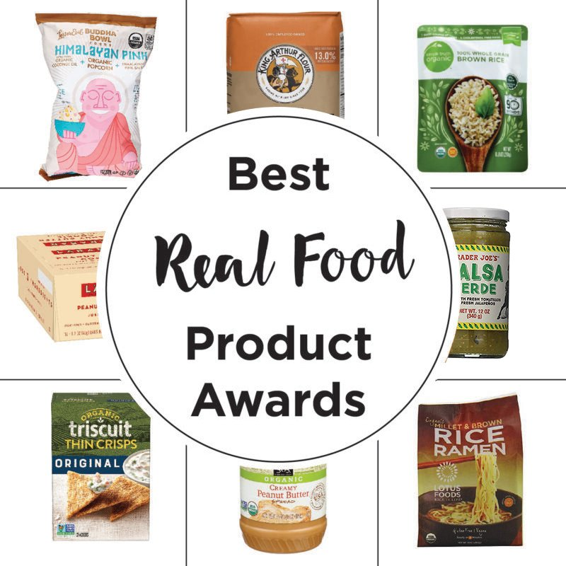 Best Real Food Products from 100 Days of Real Food