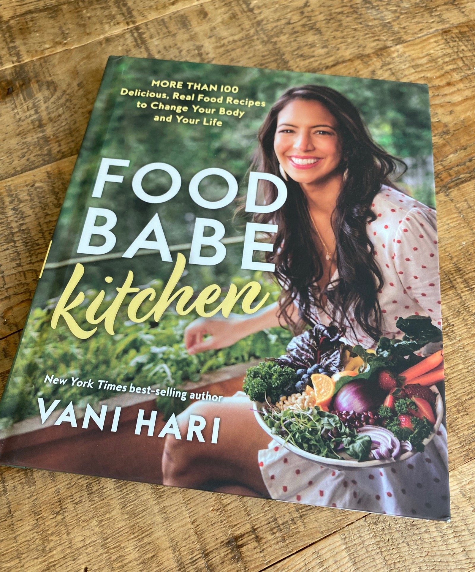 Food Babe Kitchen on 100 Days of Real Food