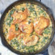 Dijon Chicken Skillet with Kale on 100 Days of Real Food