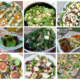 Fall Salad Roundup on 100 Days of Real Food