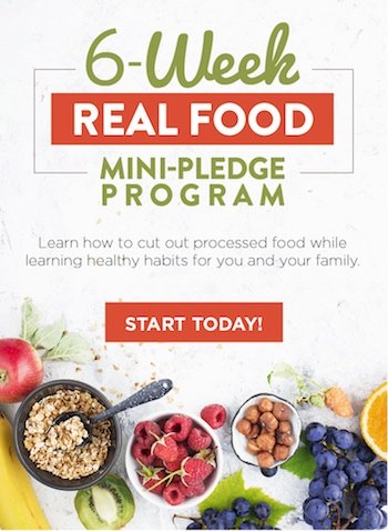 Real Food Mini-Pledge Program
