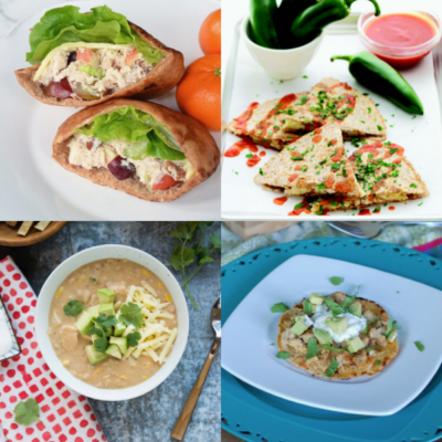 15 Recipes that use the best whole chicken in a crock pot on 100 Days of Real Food