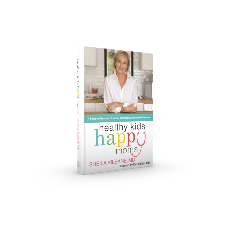 Healthy Kids, Happy Moms book cover