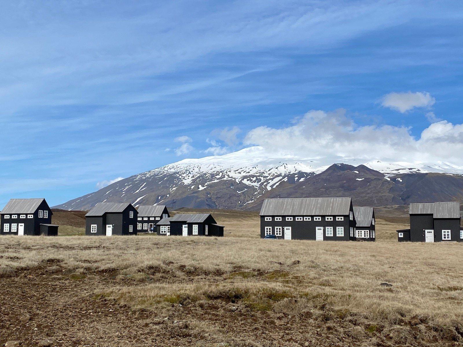 VRBO in Hellnar, Iceland.