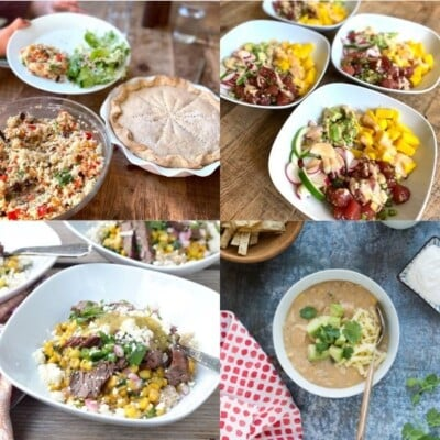 8 Make-Ahead Dinners Feature